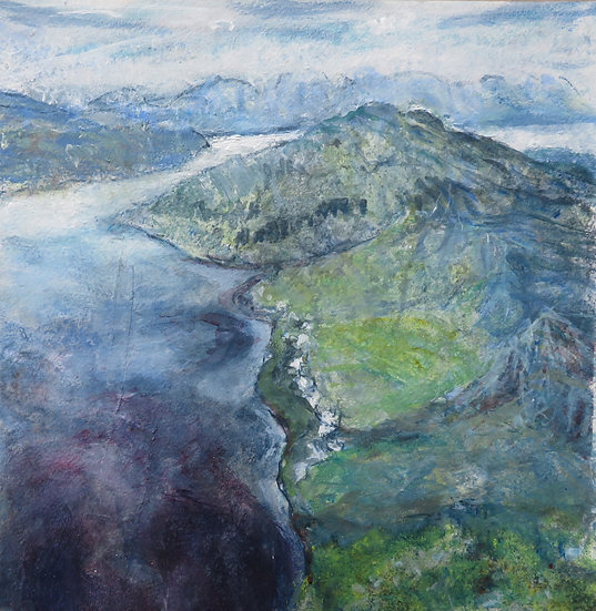 High View Over The Loch