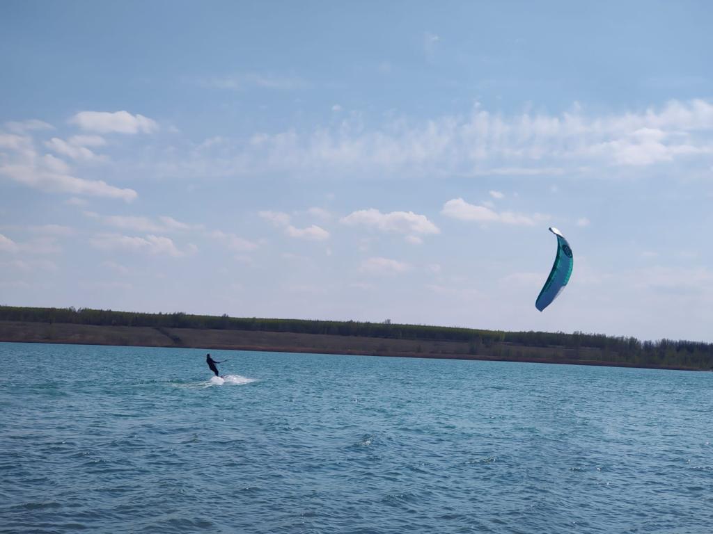 Kitesurf Aufbaukurs