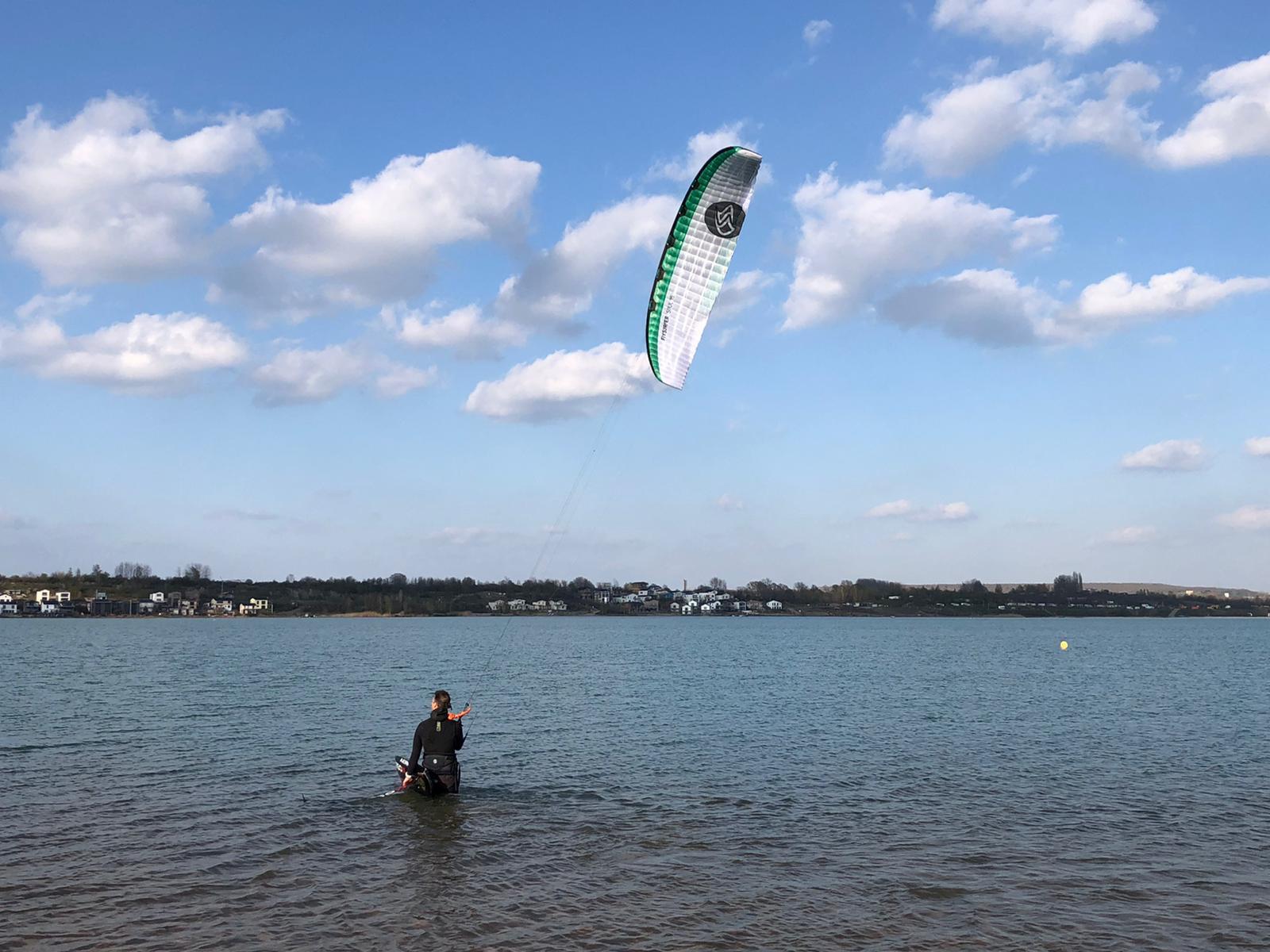 Kitesurf  Grundkurs