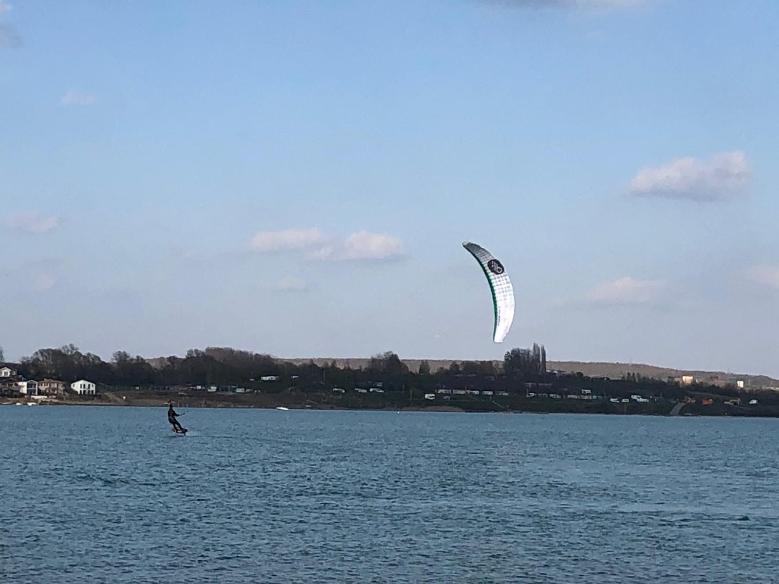 Hydrofoil Kite Kurs
