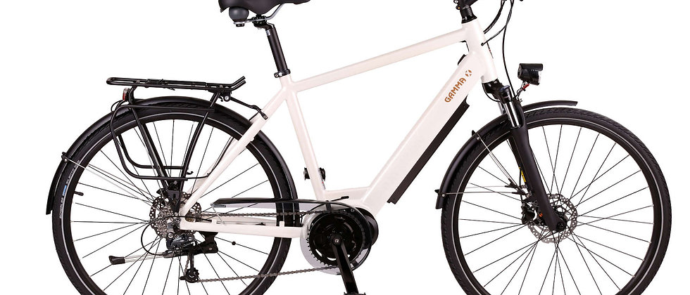 2021 BATRIBIKE PENTA X WHITE (LCD DISPLAY)