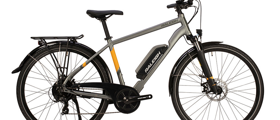 2020 RALEIGH ARRAY CROSSBAR E-BIKE