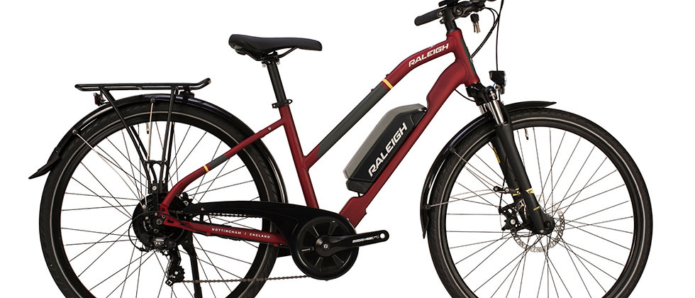 2020 RALEIGH ARRAY OPEN E-BIKE