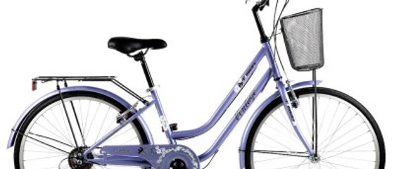 "2020 TIGER VINTAGE 24"" 7 SPEED LILAC"