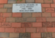 ARLNH Commemorative Bricks
