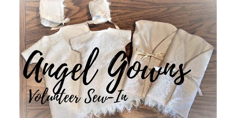 Angel Gowns Volunteer Sew-In