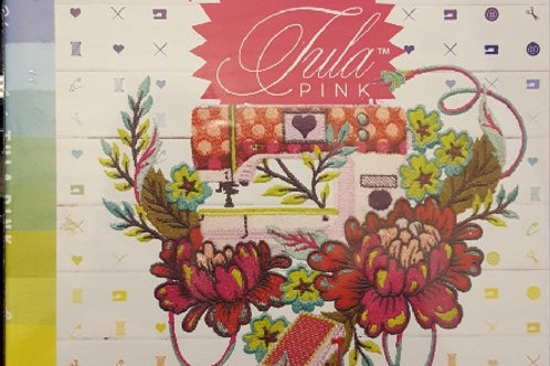 Tula Pink's Homemade Embroidery Collection