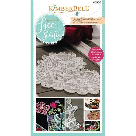 Kimberbell Lace Studio: Holidays & Seasons, Volume 1
