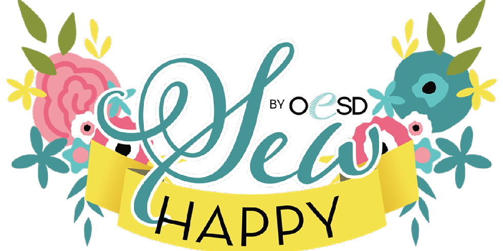 OESD Sew Happy Embroidery Workshop with Kellie Rushing