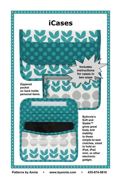 By Annie Pattern: iCases