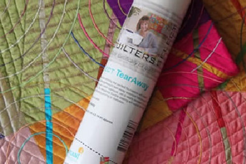 Quilters' Select TearAway Roll (10 in x 5 yds)