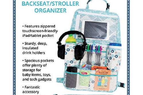 By Annie Pattern: Backseat Babysitter