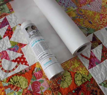 Quilters' Select Appli-Web Plus Roll (10 in x 10 yds)