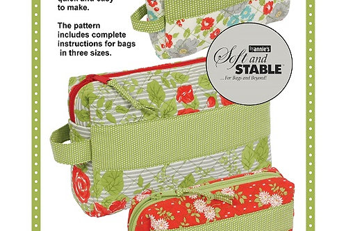 By Annie Pattern: Ditty Bags
