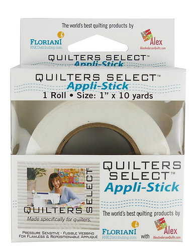Quilters' Select Appli-Stick Tape (1 in x 10 yds)