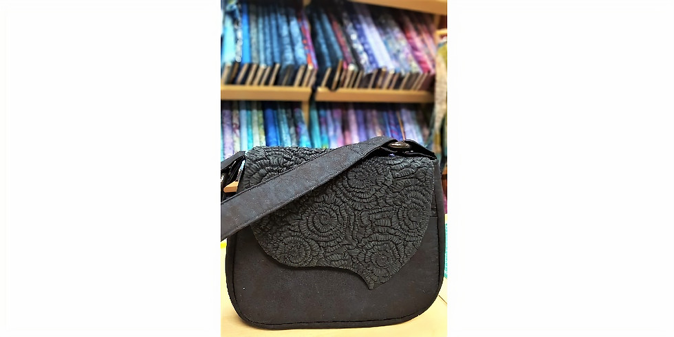 BY ANNIE BAG OF THE MONTH! Serenity Shoulder Bag
