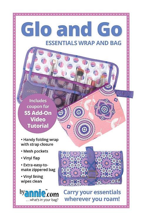 By Annie Pattern: Glo & Go - Essentials Wrap & Bag