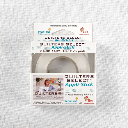 Quilters' Select Appli-Stick Tape (1/4 in x 25 yds)