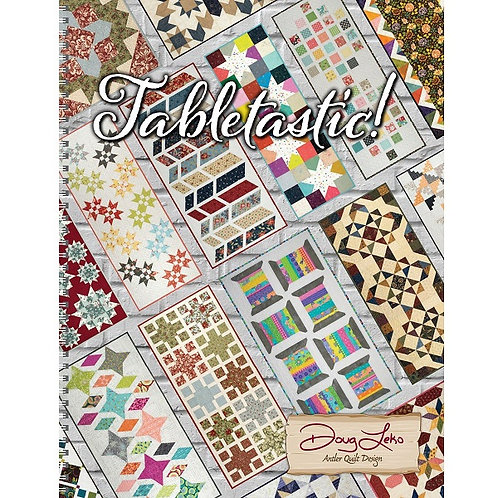 Tabletastic! Book with 20 Patterns for Table Runners & Toppers