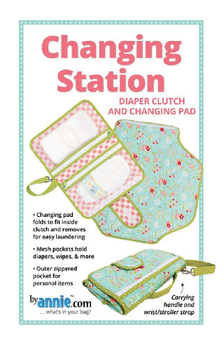 By Annie Pattern: Changing Station