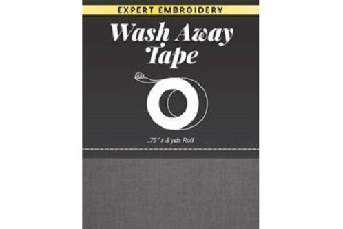 OESD Expert Embroidery Tape WashAway (3/4 in x 10 yds)