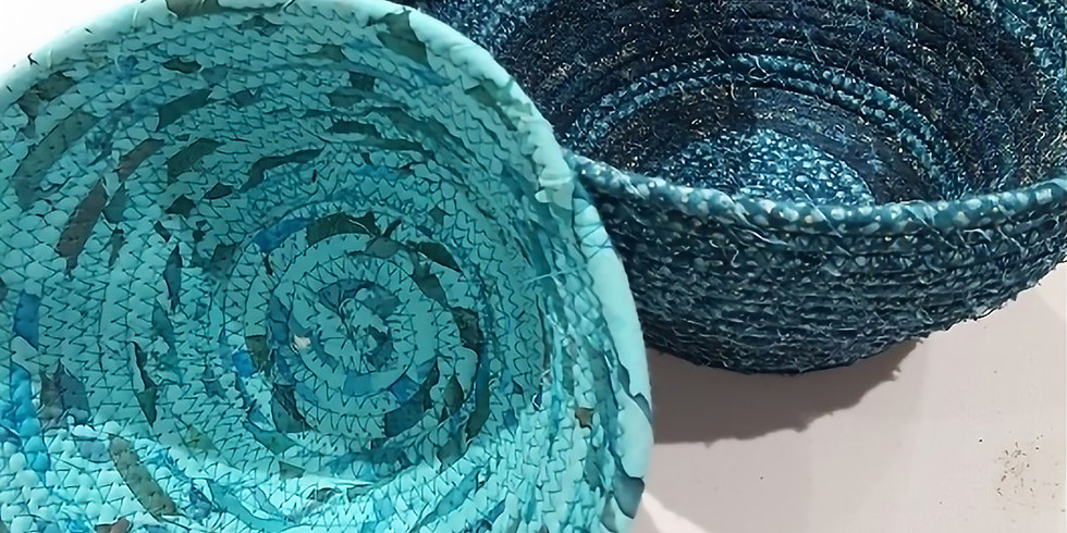 Wrap It Up... Into A Fabric Bowl!