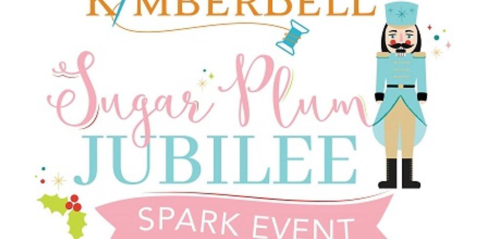 VIRTUAL Kimberbell Sugar Plum Jubilee Embroidery Workshop