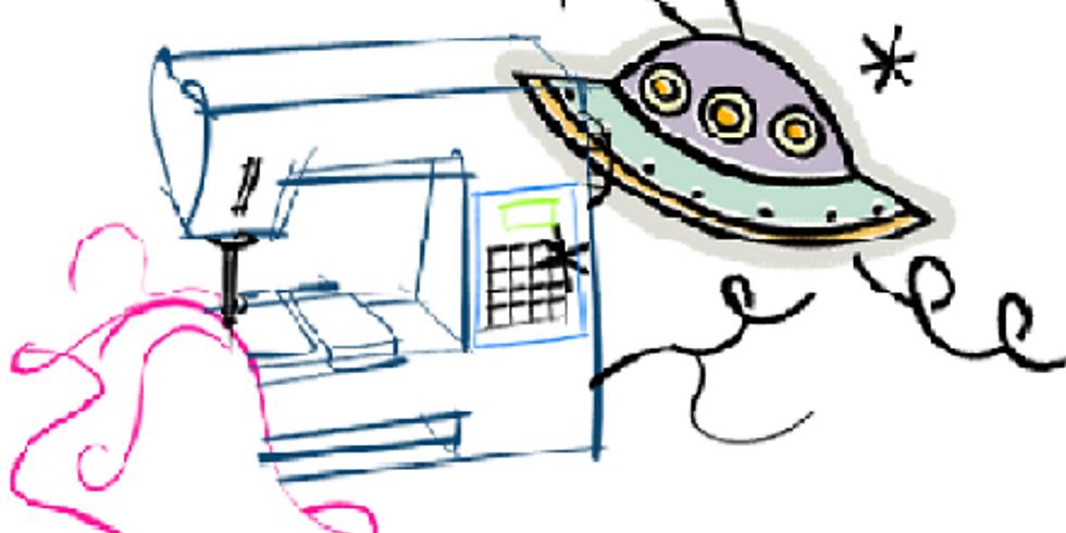 UFO OPEN SEW!