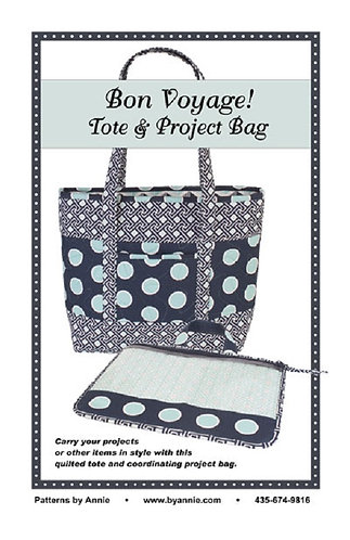 By Annie Pattern: Bon Voyage