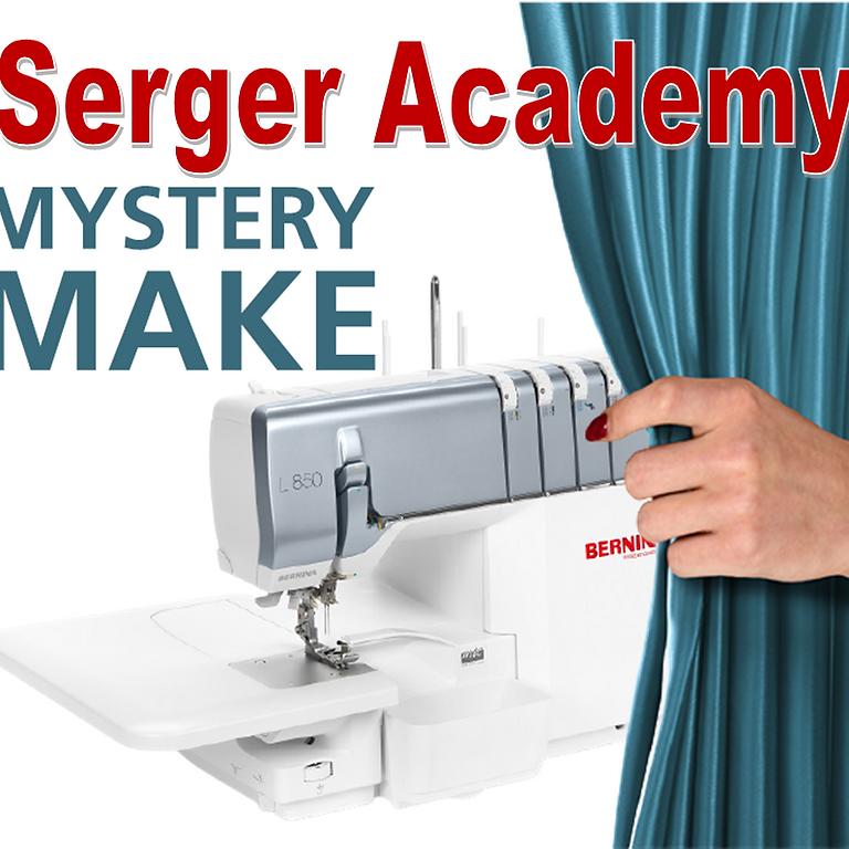 Serger Academy: Mystery Maker Class