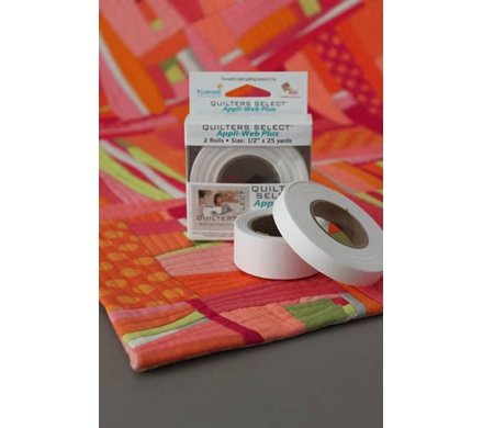 Quilters' Select Appli-Web Plus Tape (1/2 in x 25 yds)