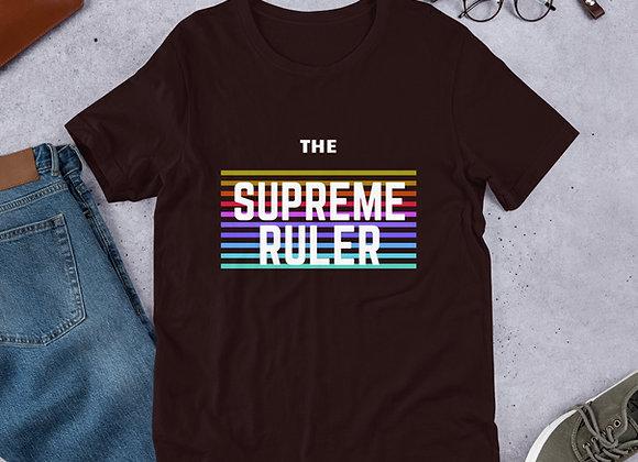 Supreme Short-Sleeve Unisex T-Shirt