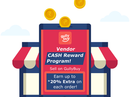 Special 2-month Vendor Incentive Program (VIP)