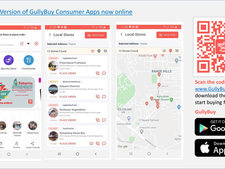 With store registration increasing, GullyBuy latest release focuses on increased store visibility
