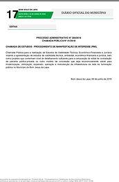 PMI Chamanento Publico - Publicado
