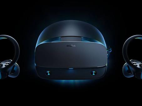 Outside-Inside-Out: Using Oculus Rift S for Location-Based VR