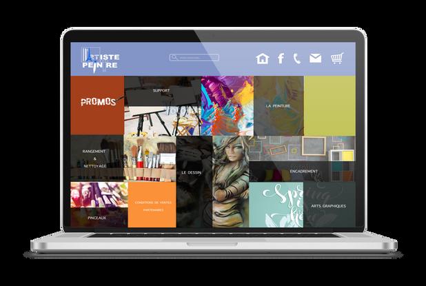 Site Artiste