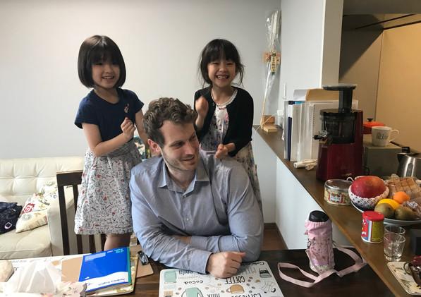 We love teacher Richard!