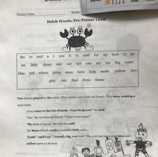 Original stories  kinder-grade 1