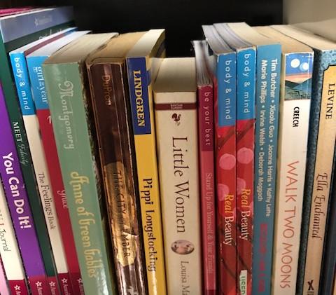 books 3-5
