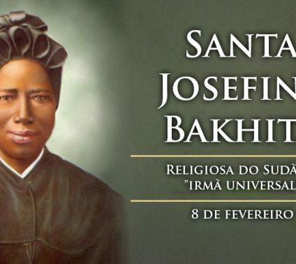 Santa Josefina Bakhita - A primeira santa africana