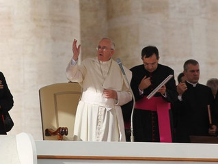 Papa Francisco: ideologia de gênero contradiz o plano de Deus