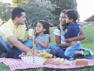 Sete conselhos do Papa Francisco para as famílias
