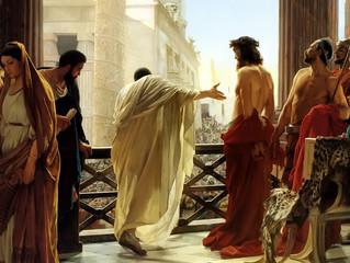 "A ""oitava Palavra"" de Jesus"