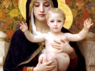 Solenidade de Santa Maria, Mãe de Deus