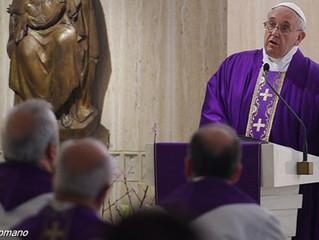 A alegria do Evangelho é o alicerce da fé, diz Papa