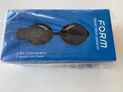 lentes de natación inteligentes