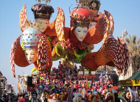 Conheça o carnaval de Viareggio, um dos mais famosos da Itália