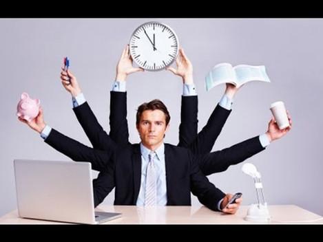 Administración del tiempo (video): Cómo lograr x10 más en mucho menos