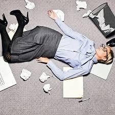 Síntomas del estrés crónico en el equipo